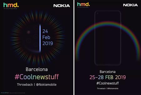 Nokia nueve Evento