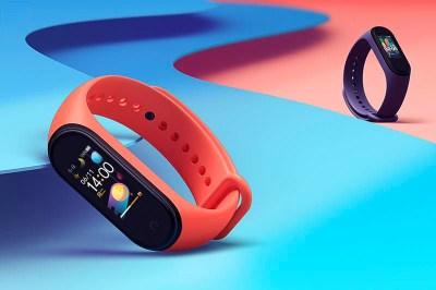 Xiaomi Mi Smart Band 4: la nueva pulsera cuantificadora de Xiaomi