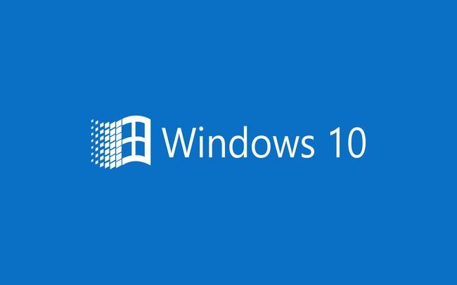 Windows 10 Blue Wallpaper