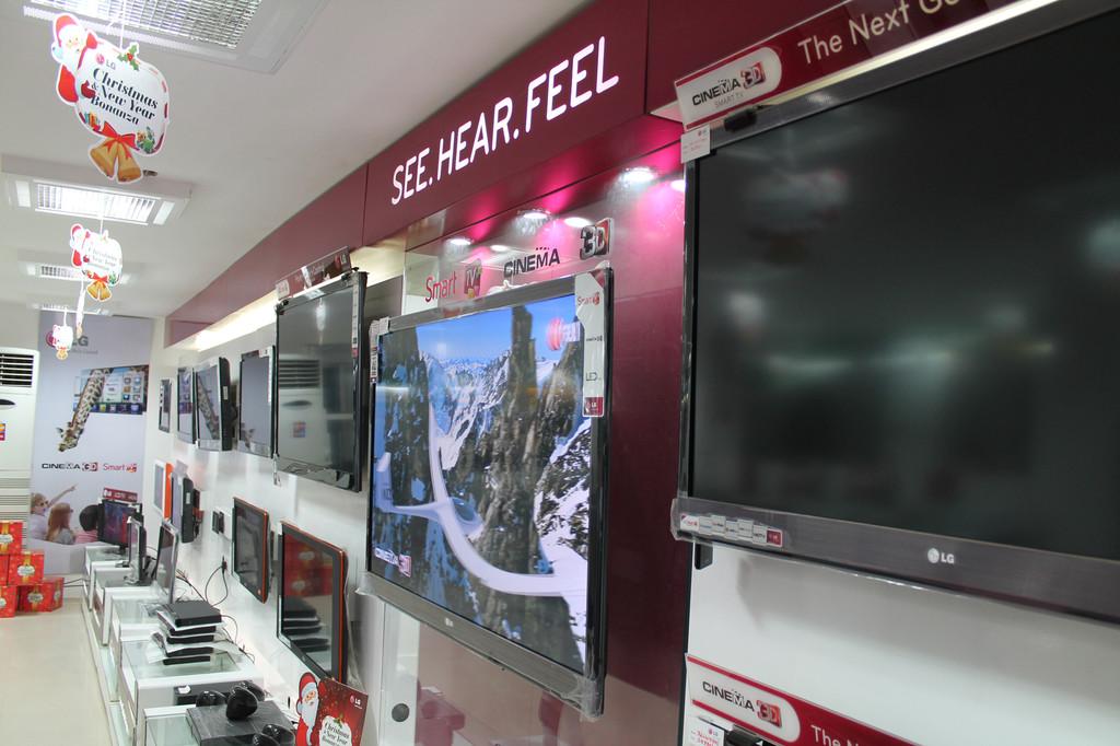 La caída del valor de los paneles LCD provocada por las marcas chinas se lo esta creando suceder mal a LG® Display