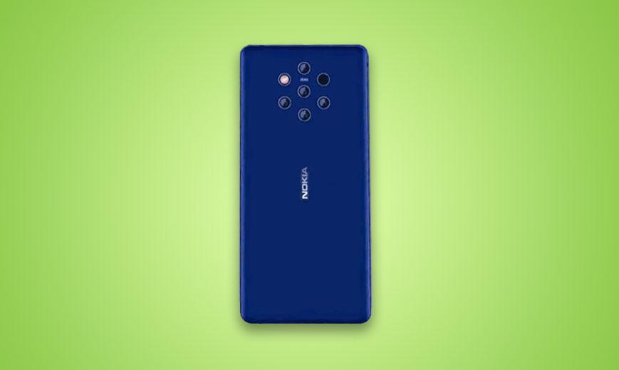 Ni dos ni tres cámaras traseras: hasta cinco cámaras llevará el Nokia 9 según las filtraciones