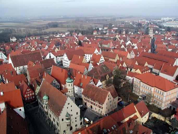 Esta ciudad de Alemania está hecha de diamante