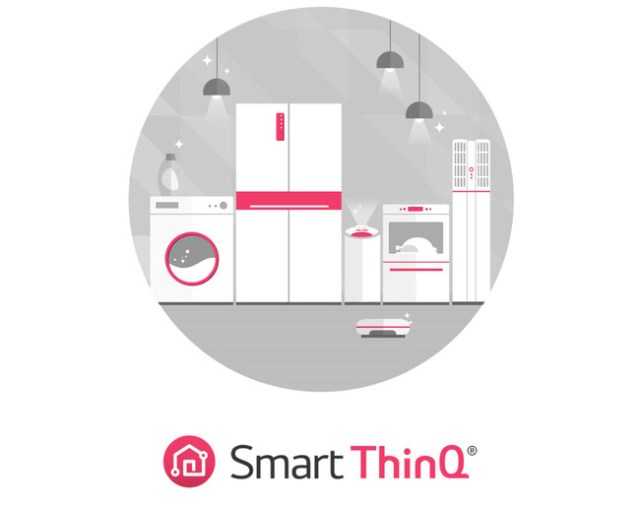 Smart Thinq De Lg
