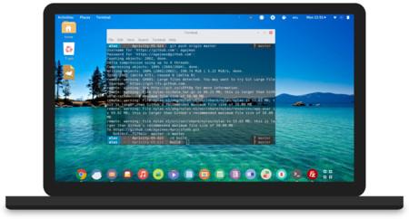 Apricity Laptop Powerline