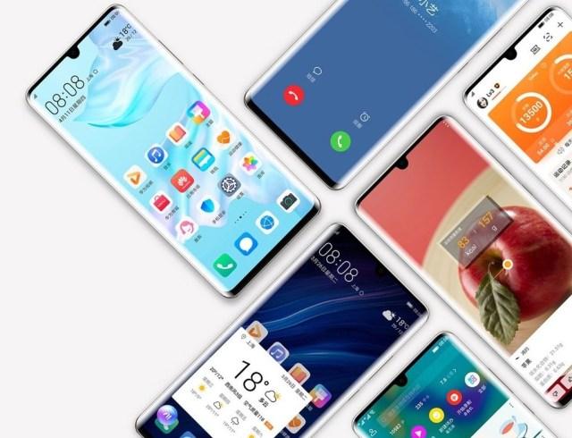 Huawei ya prueba su sistema operativo alternativo a <stro data-recalc-dims=
