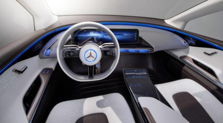 Mercedes EQ
