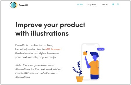 Drawkit Beautiful Free Illustrations Google Chrome 2018 12 07 16 03 36