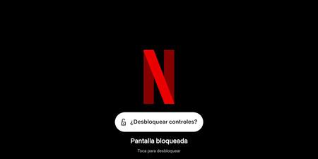 Netflix Pantalla bloqueada