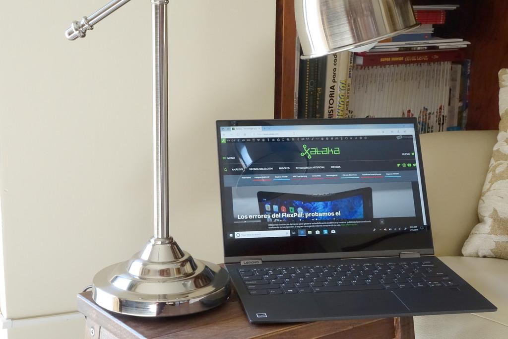 Permalink to Lenovo Yoga C630 WOS, análisis: la clave de la brutal autonomía de este convertible es su Snapdragon 850