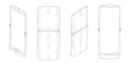 Nuevo Motorola RAZR sería el primer smartphone con