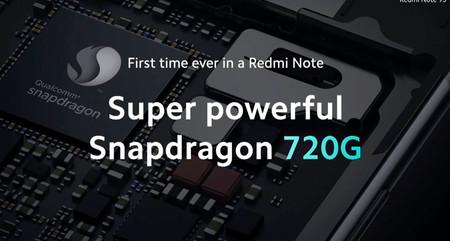 Redmi Note 9s Cpu