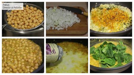 The Stew Stew Chickpea Steps Pakus Dap
