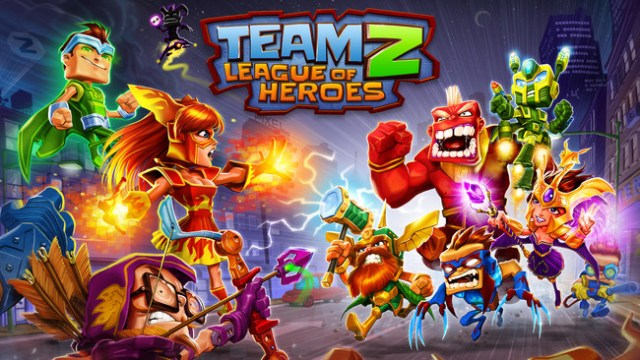 TeamZ - League of Heroes