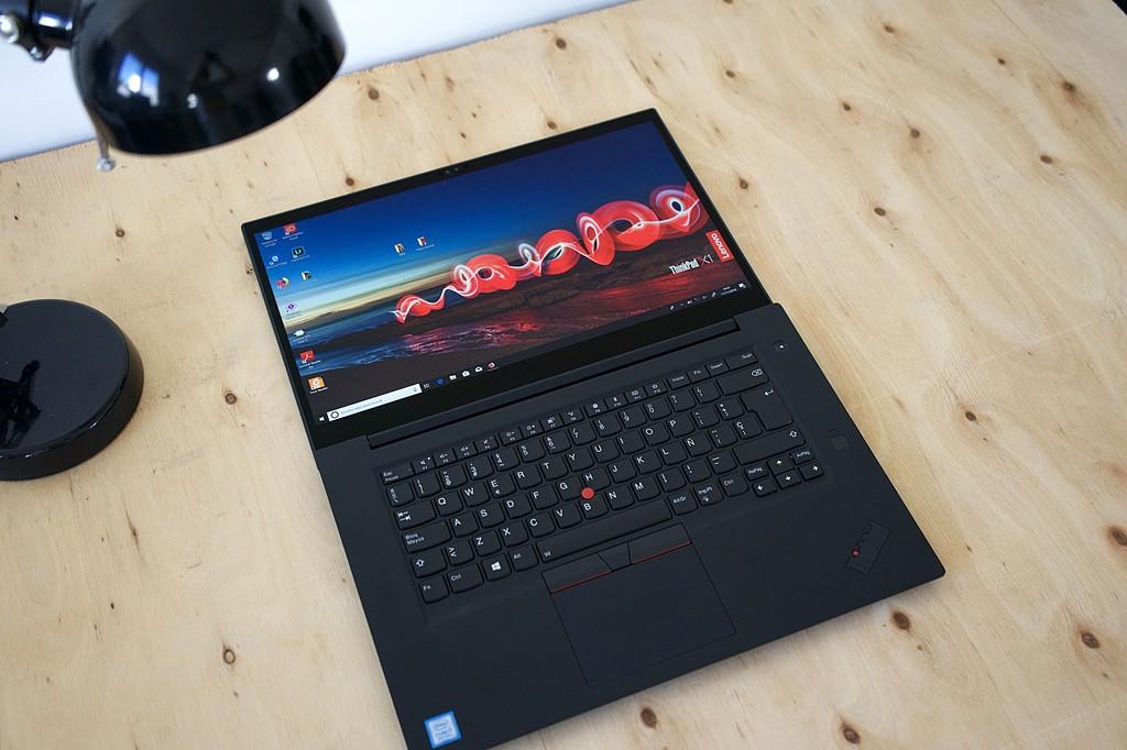 Lenovo X1 Extreme, análisis: robustez, nostalgia y un teclado casi perfecto como complemento de la GTX 1050 Ti