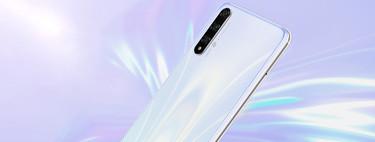Honor 20S: Kirin 810 y hasta 8 GB de RAM en un nuevo movil que apuesta por la fotografía