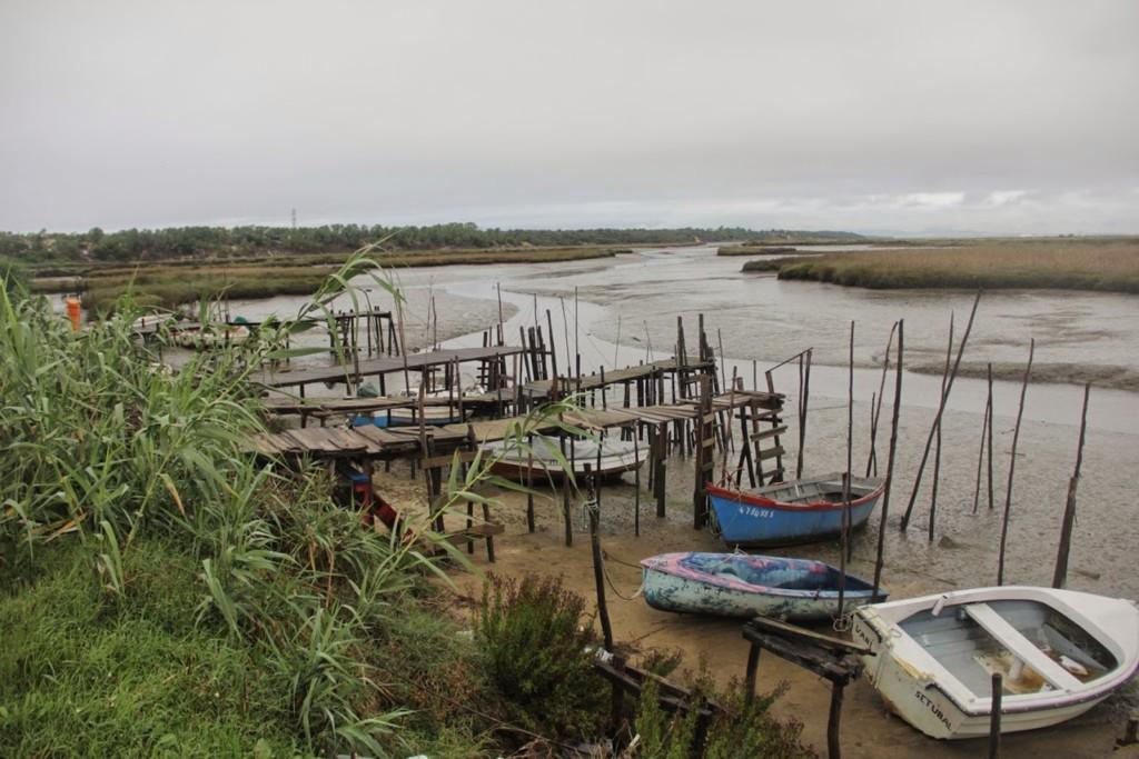 Porto Palafita Da Carrasqueira