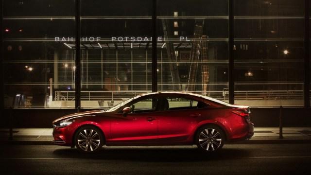 New Mazda6 05