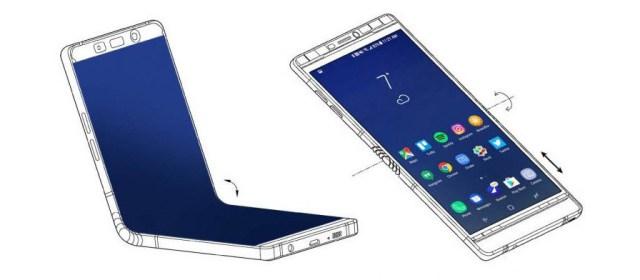 Samsung está laborando en un nuevo celular plegable de tipo concha, según ETNews