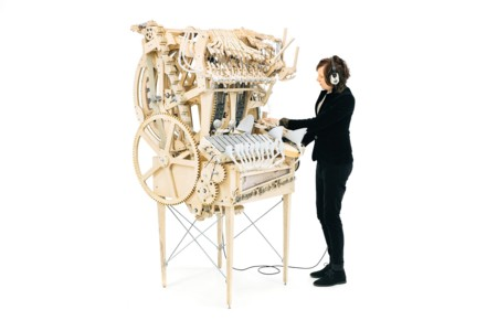 Wintergatan Marble Machine And Martin 21