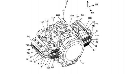 Honda de tres ruedas ¡híbrida! No es un Transformer, es el