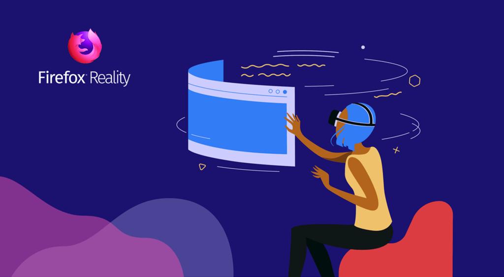 Tenemos nueva version de Firefox, esta vez para navegar en realidad virtual