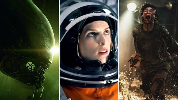 13 estrenos y lanzamientos imprescindibles para el fin de semana: 'Península', 'The Empty Man', 'Alien: Isolation' gratis y mucho más