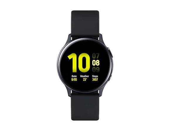 Samsung Galaxy Watch Active2 - Aluminio Bluetooth - 40 mm