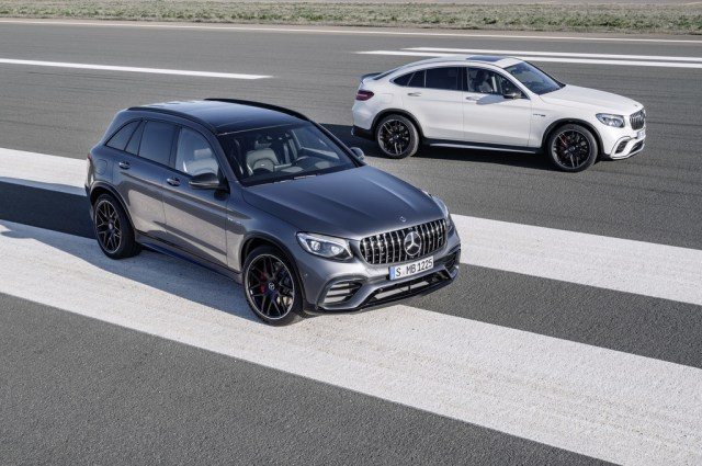 Mercedes Amg Glc 63 4matic 230