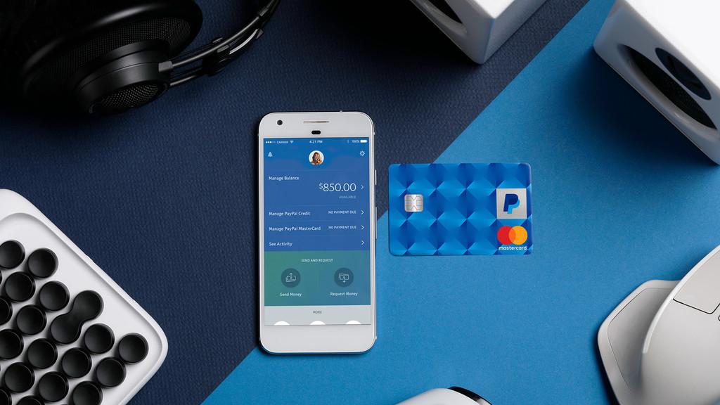 Permalink to PayPal quiere competir con los bancos tradicionales: lanzará tarjetas de débito y cajeros