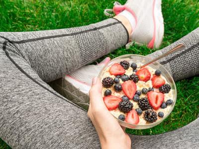 Mantener un correcto aporte de nutrientes para una buena salud muscular