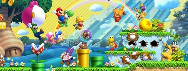 Análisis de New Super Mario Bros. U Deluxe, una apuesta segura en la que Peachette reclama la corona del rey de las plataformas