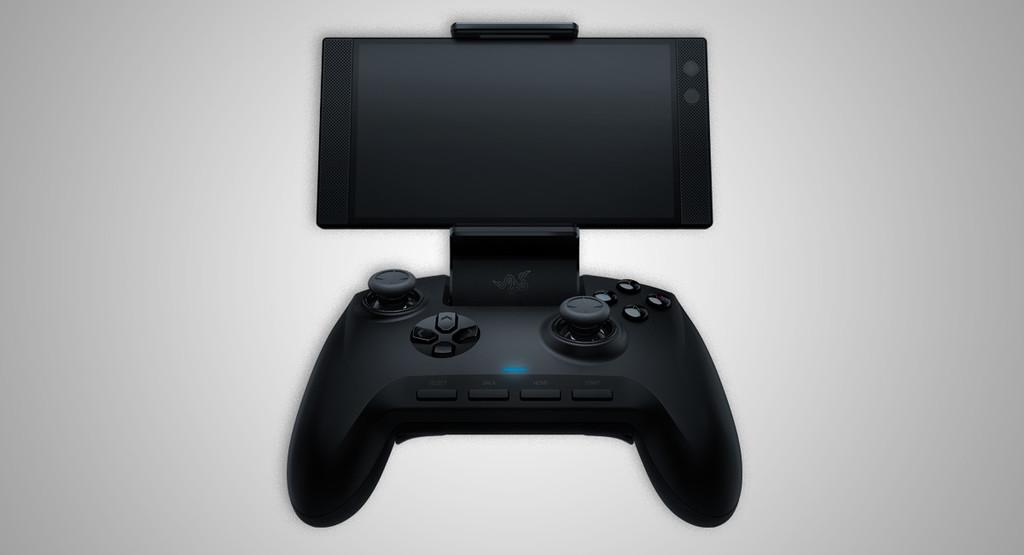 Razer Raiju Mobile, un mando completo para jugar con el movil como si fuera una consola