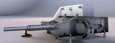 Cuando la Unión Soviética desarrolló un cañón orbital para proteger sus naves espaciales de Estados Unidos