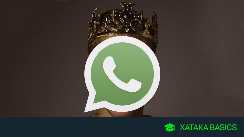Permalink to Cómo crear un grupo de WhatsApp donde sólo pueden hablar los administradores