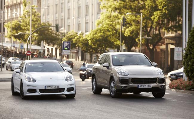 Porsche E-Challenge 6
