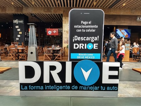 Drive App Pagar Estacionamiento