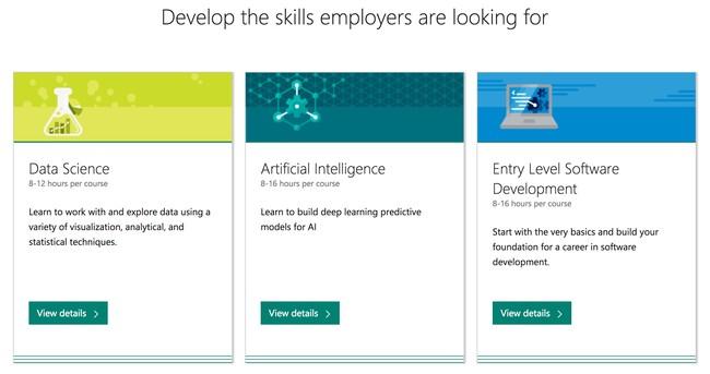 Window Y Microsoft Professional Program