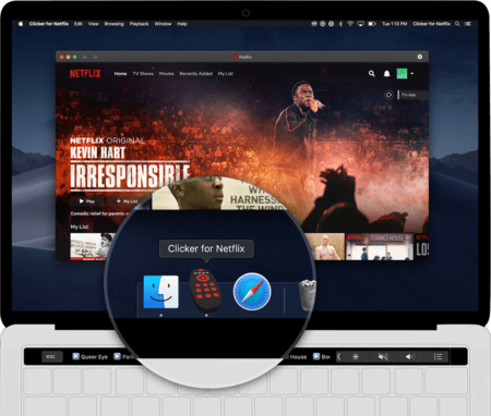 Clickr For Netflix