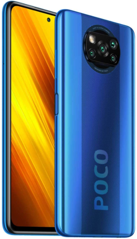 Xiaomi Poco X3 128GB / 6GB en ram Azul