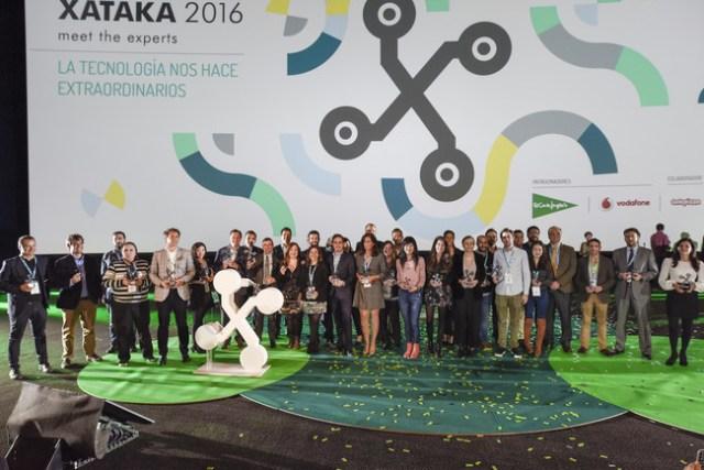 Premios Xataka premiados