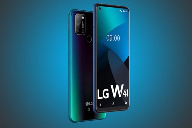 LG W41, W41+ y W41 Pro: tres gamas de entrada con cámara cuádruple, gran batería y precio(valor) ajustado