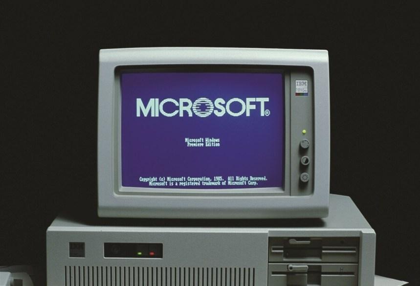 De 'Interface Manager' a 'Windows': el nombre preferido por Bill Gates para el sistema no contemplaba las ventanas