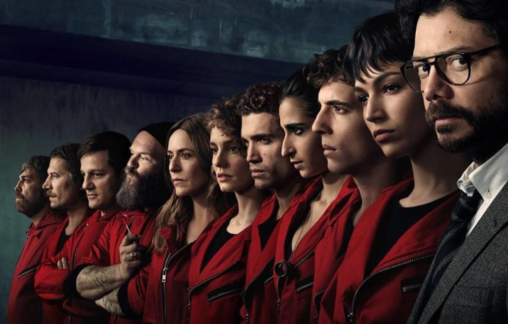 La cuarta temporada de 'La casa de papel' se estrenará en enero de 2020: uno de sus actores lo confirma