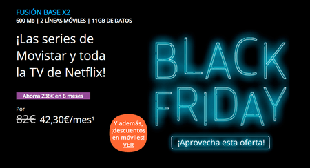 Black Friday Movistar