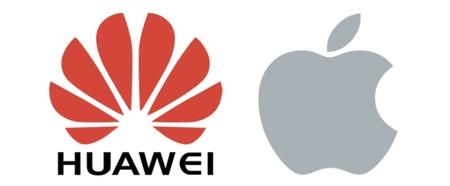 Huawei y Apple