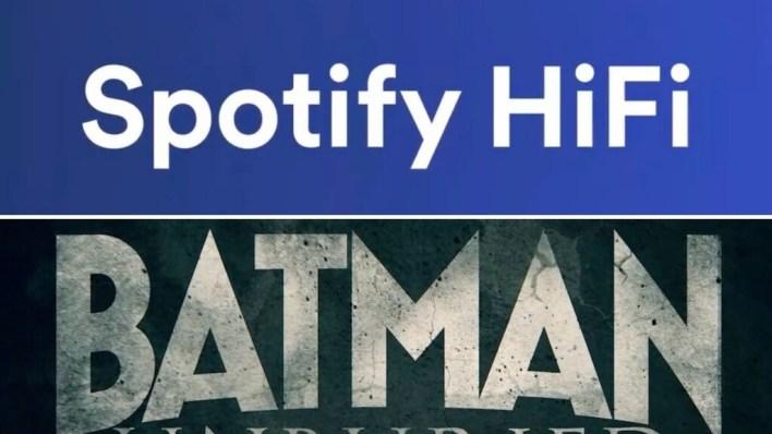 Spotify lanza Spotify HiFi, una nueva opción de audio sin pérdida de calidad, y un acuerdo con Warner para adaptar a personajes DC