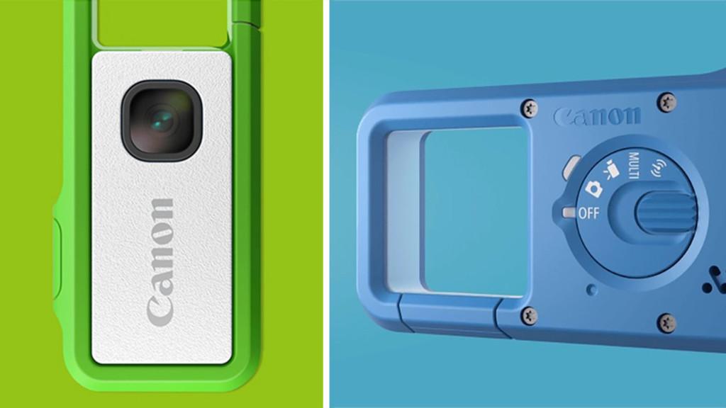 Lo nuevo de Canon es una diminuta cámara a prueba de agua, golpes, con conexión inalámbrica y que parece un pendrive