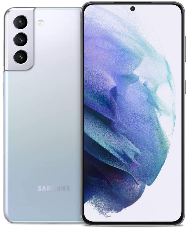Samsung Galaxy S21+ - 128 GB - Phantom Silver