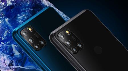 Alcatel 3x 2020 Kameras