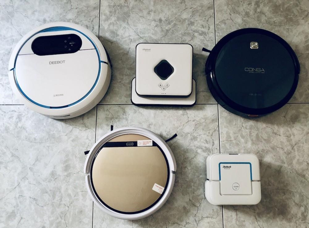 Permalink to El mejor robot friegasuelos por menos de 300 euros: guía de compra y comparativa